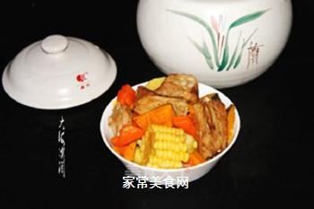 东北大炖菜的做法步骤:9