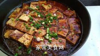 麻婆豆腐的做法步骤:10