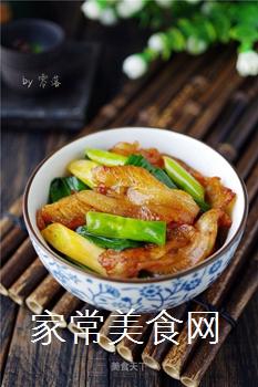 如何炒出好吃的四川回锅肉?的做法