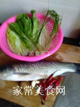 川味水煮鱼的做法步骤:1