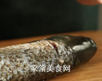 酸菜鱼的做法步骤:3