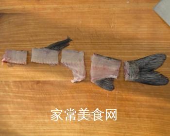酸菜鱼的做法步骤:6