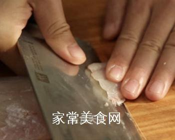 酸菜鱼的做法步骤:7