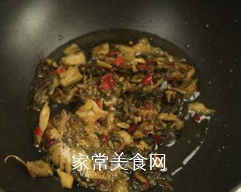 酸菜鱼的做法步骤:10