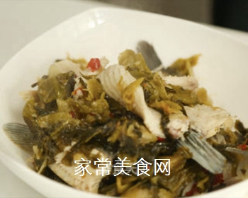 酸菜鱼的做法步骤:13