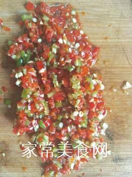 泡椒鱼头的做法步骤:3