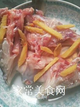 泡椒鱼头的做法步骤:4