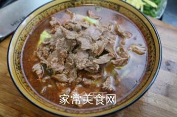 水煮肉片的做法步骤:7