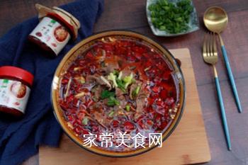 水煮肉片的做法步骤:10