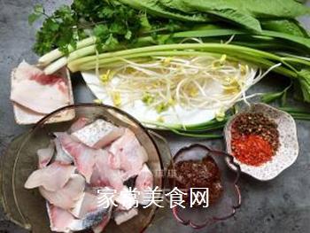 川香水煮鱼的做法步骤:1