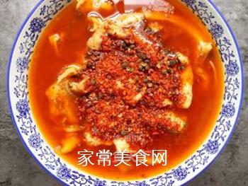 川香水煮鱼的做法步骤:14