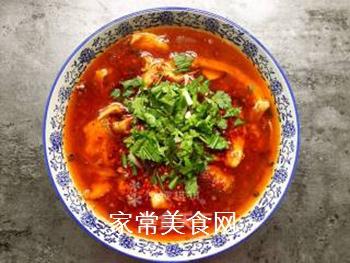 川香水煮鱼的做法步骤:16