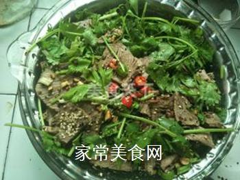 草包牛肉的做法步骤:9