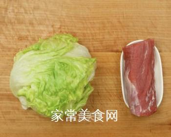 水煮肉片的做法步骤:1
