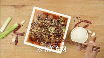 水煮肉片的做法步骤:21