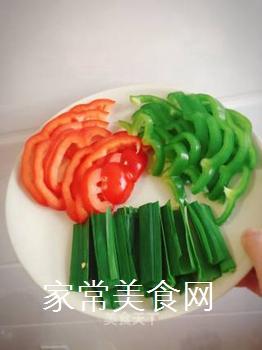 回锅肉的做法步骤:3