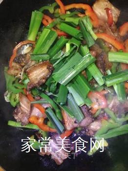 回锅肉的做法步骤:7