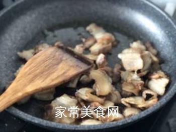 回锅肉的做法步骤:5