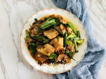 回锅肉的做法步骤:10