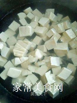 家常麻婆豆腐的做法步骤:2