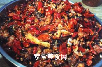 四川辣子鸡的做法步骤:7