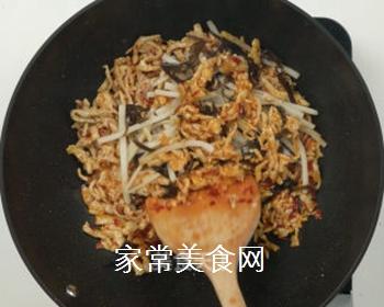 鱼香肉丝的做法步骤:11