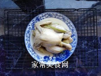 口水鸡的做法步骤:7