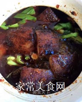 四川席桌必备――坨子肉的做法步骤:5
