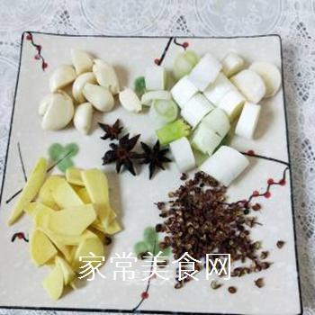 麻辣水煮豆腐的做法步骤:5