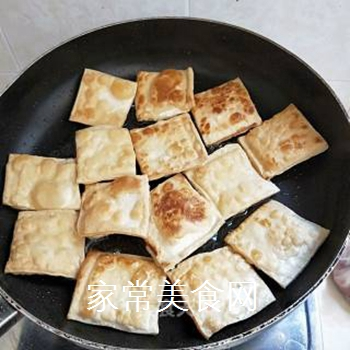 麻辣水煮豆腐的做法步骤:8