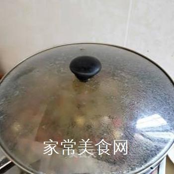 麻辣水煮豆腐的做法步骤:12