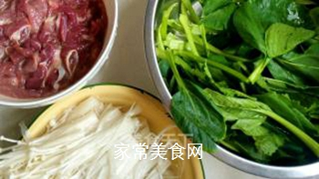 水煮肉片的做法步骤:4