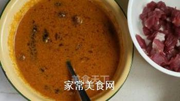 水煮肉片的做法步骤:5
