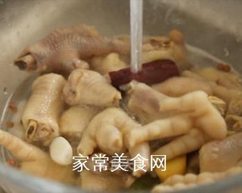 泡椒凤爪的家常做法的做法步骤:6