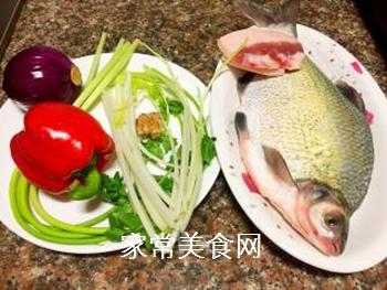 川味干烧臊子鱼的做法步骤:1