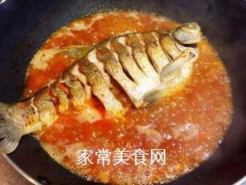 川味干烧臊子鱼的做法步骤:12