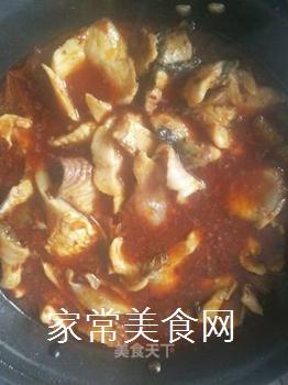 沸腾鱼片的做法步骤:7
