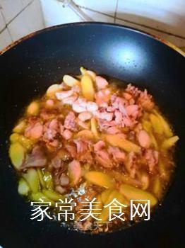 麻辣兔(自制口味)的做法步骤:10