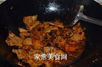 川味盐煎肉的做法步骤:7