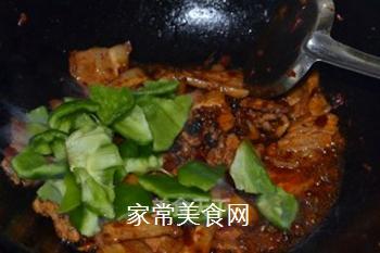 川味盐煎肉的做法步骤:8