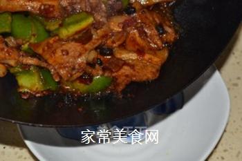 川味盐煎肉的做法步骤:9