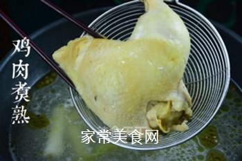 口水鸡的做法步骤:2