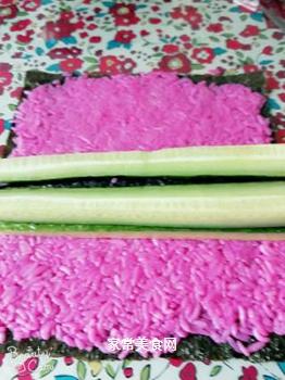创意寿司的做法步骤:7