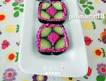 创意寿司的做法步骤:8