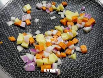 日式咖喱鱼丸乌冬面的做法步骤:5