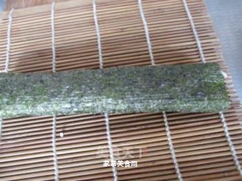 鱼籽寿司的做法步骤:5
