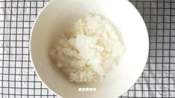 日式简易寿司卷的做法步骤:1