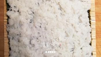 日式简易寿司卷的做法步骤:5