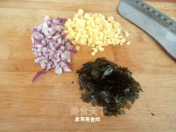 海苔饭卷的做法步骤:2