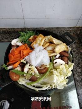 日式寿喜锅的做法步骤:5